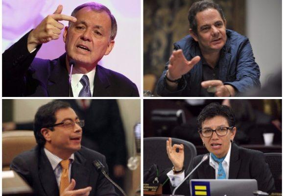 La vanidad gobierna a los candidatos a la Presidencia en el 2018