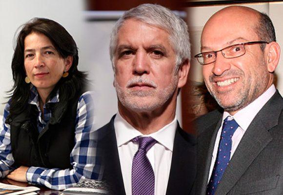 Los megasalarios de los asesores del alcalde Peñalosa