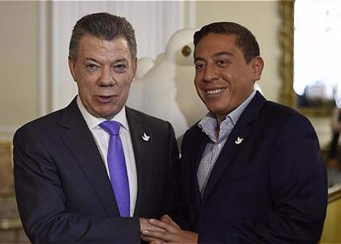 Los boyacenses ya no le creen al presidente Santos, ni al gobernador Amaya