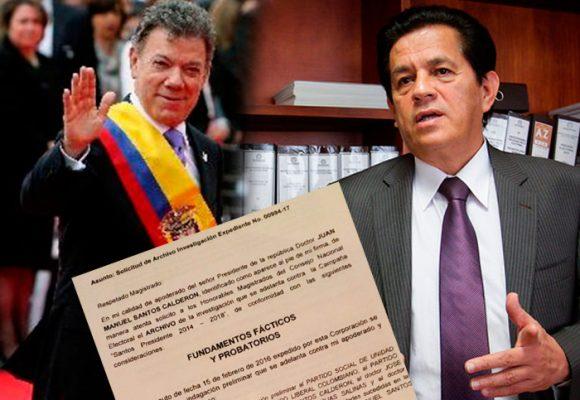 El exfuncionario de la Registraduría que contrató Santos para sacarlo del lío de Odebrecht