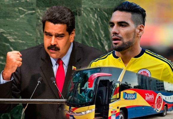 El terror de los futbolistas de la Selección Colombia por ir a la Venezuela de Maduro