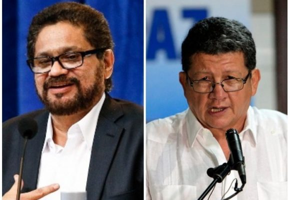 Iván Márquez y Pablo Catatumbo: de la selva al senado