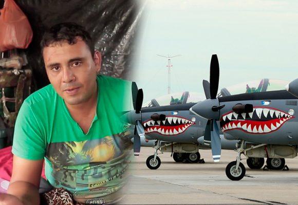VIDEO: Nilson Peña, sobreviviente del último bombardeo del Ejército a las Farc, recuerda el infierno de Guapi