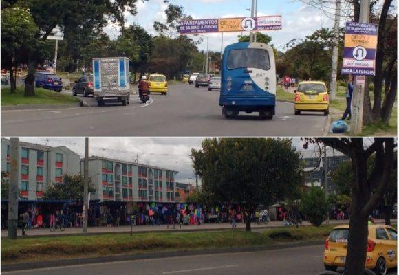 La crisis de la movilidad en Suba requiere cambios en el POT