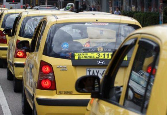 A veces pareciera que los taxistas apoyaran la ilegalidad