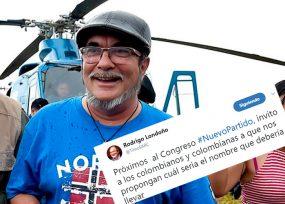 La consulta ciudadana para el nuevo nombre del partido de las FARC