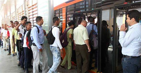 Transcaribe y la decadencia de Cartagena