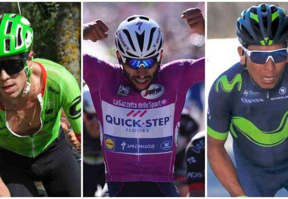 Las cartas de Colombia para el mundial de ciclismo