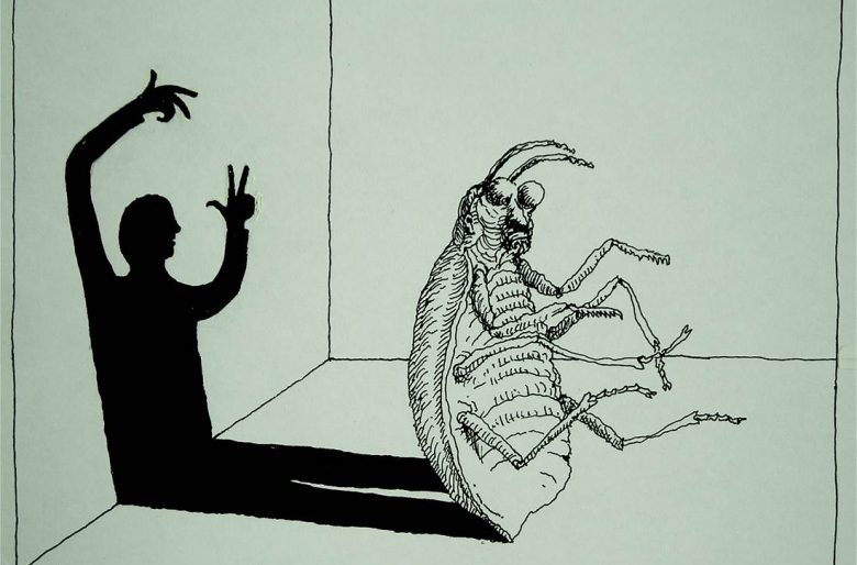 """""""La Metamorfosis"""" de Kafka y otras yerbas"""
