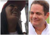 ¿No le va a firmar a esa chica tan linda?: Polémica recolecta de firmas para Vargas Lleras