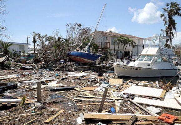 Cuatro días después de Irma