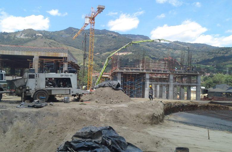 Demoras en la construcción de la PTAR de Bello (Antioquia)