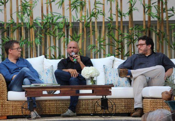 Santiago Gamboa y Jorge Carrión: de viajes y viajeros