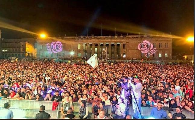 El día en que las Farc se tomaron la plaza de Bolivar