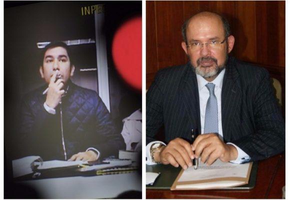 Lista la orden de captura contra el expresidente de la Corte Suprema, Francisco Ricaurte