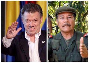 Reapareció Gabino para darle la orden a la tropa del ELN de cese al fuego