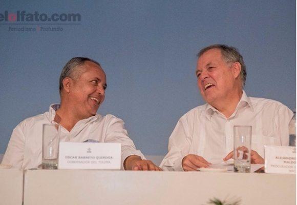 Ordoñez absolvió al gobernador del Tolima en el 2011 pero ahora está imputado por Fiscalía
