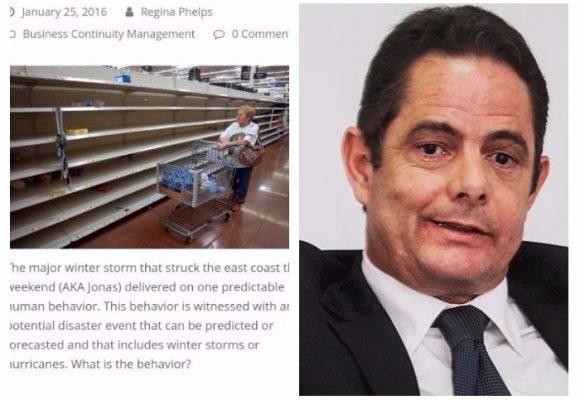 Campaña de Vargas Lleras publica falsas fotos confundiendo E.E.U.U. con Venezuela