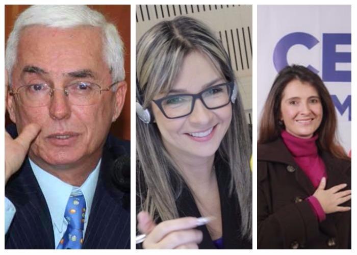 Vicky Dávila, le da duro a Robledo y Petro, pero nada con el Centro Democrático y el resto de partidos