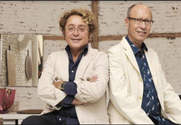 Los diseñadores Victorio y Lucchino, abren Cali Expo Show