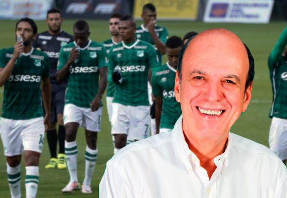 La fórmula de Álvaro Martínez para que los jóvenes talentos del Deportivo Cali lleguen a Europa