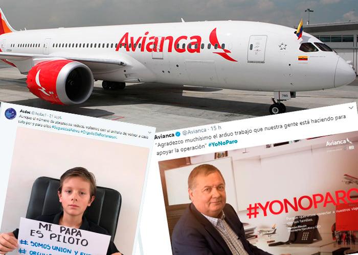 La millonaria estrategia digital de Efromovich para aplastar a los pilotos de Avianca en huelga