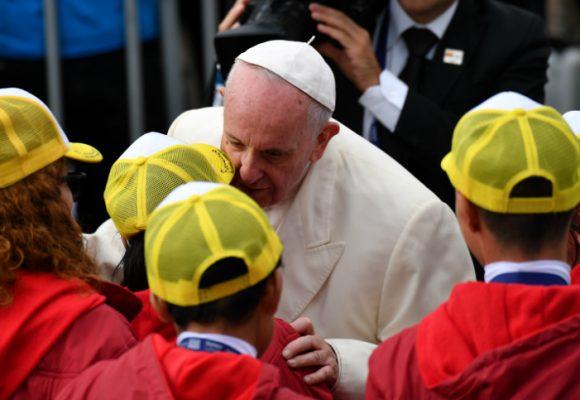 Sin precedentes, el carisma de papa