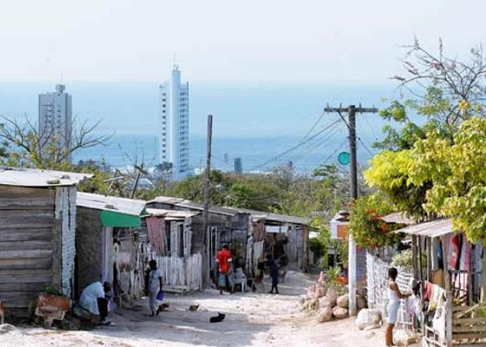 Los otros huracanes que azotan a Cartagena