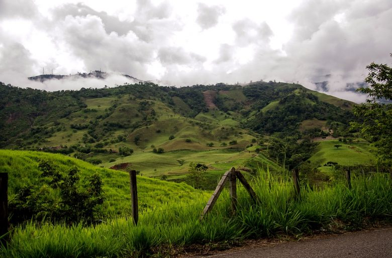 """""""Nací en las montañas de Colombia"""""""
