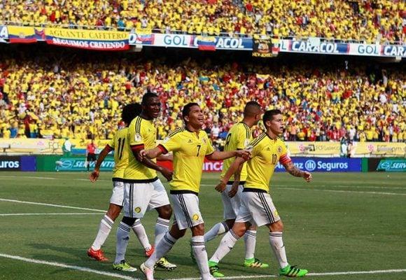 La Selección Colombia no merece ir al Mundial de Rusia 2018