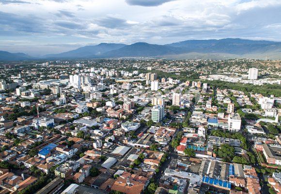Cúcuta y el mar Caribe