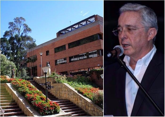 Senador Uribe, el Externado es pluralidad