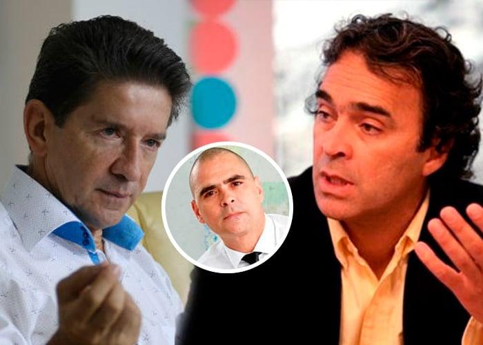 El desquite de Luis Pérez contra el exgobernador Sergio Fajardo