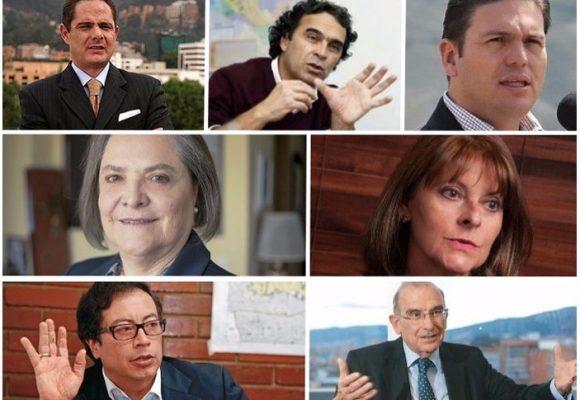 ¿No sirve ningún partido en Colombia? Ahora todos van por firmas