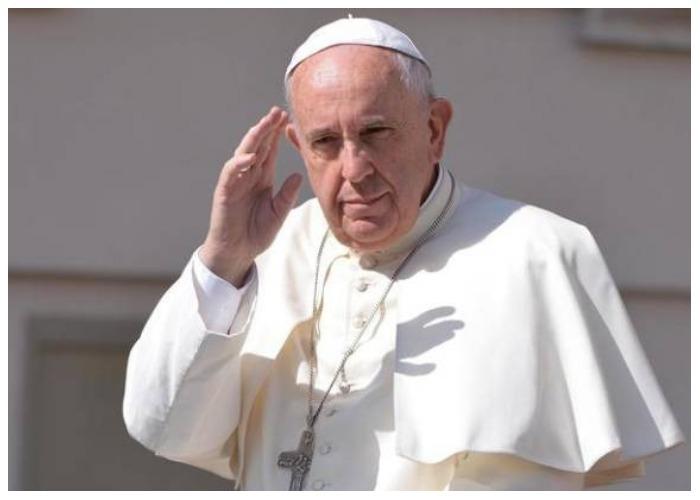 Las palabras del papa que buscan la reconciliación del país