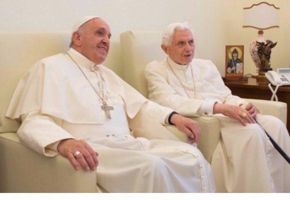 Nadie se acuerda de Benedicto XVI