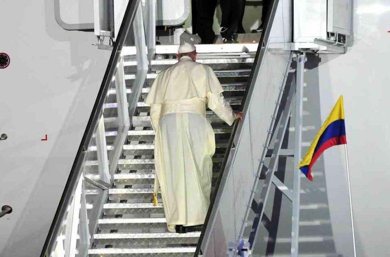 El Papa Se Fue De Colombia Sin Haber Conocido Chocó