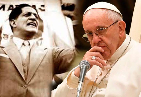 """""""La beatificación del cura de Armero, que incitaba la muerte de mi padre, es una trampa que le han tendido al papa"""""""