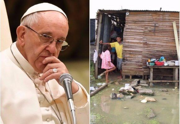 Papa Francisco, conozca la miseria de la Guajira