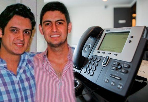 Los hermanos que han reinventado la telefonía fija en Colombia