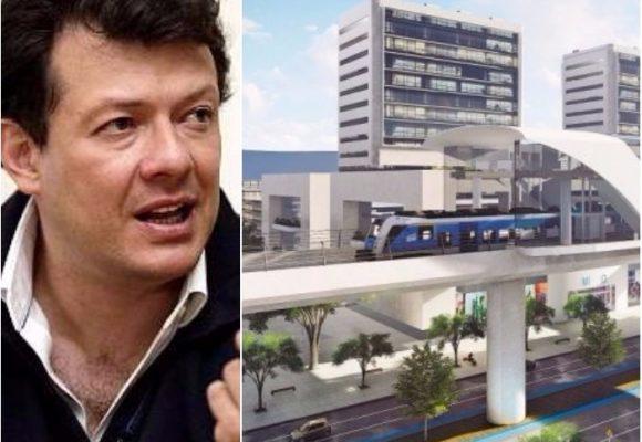 La dudosa comparación del concejal Hollman Morris sobre el metro de Bogotá