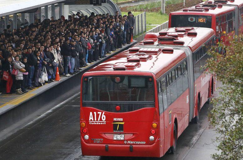 TransMilenio y la miseria humana