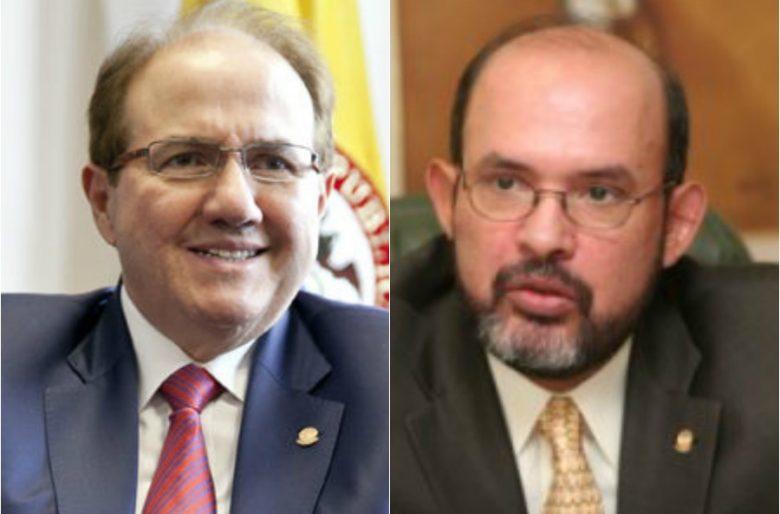 Francisco Ricaurte y José Leónidas Bustos: gerentes de una empresa criminal