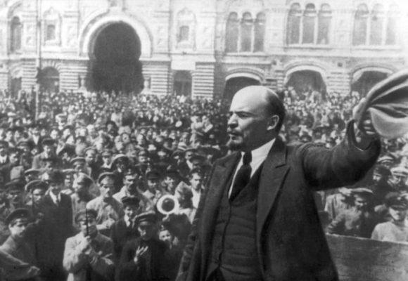 Un siglo de la revolución bolchevique