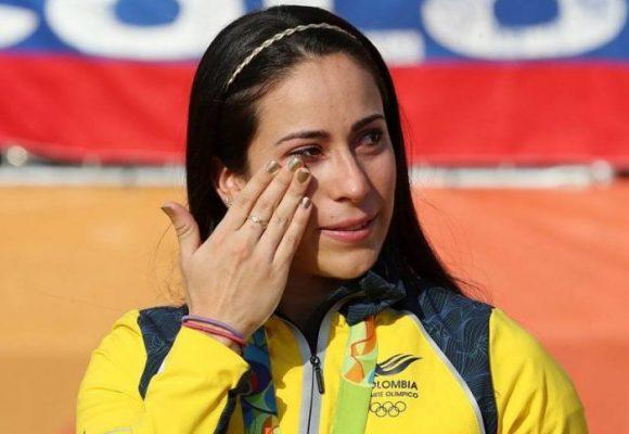 """""""Me dijeron que me iban a matar, que me iban a tirar ácido, que me iban a cortar el pelo"""": Mariana Pajón"""