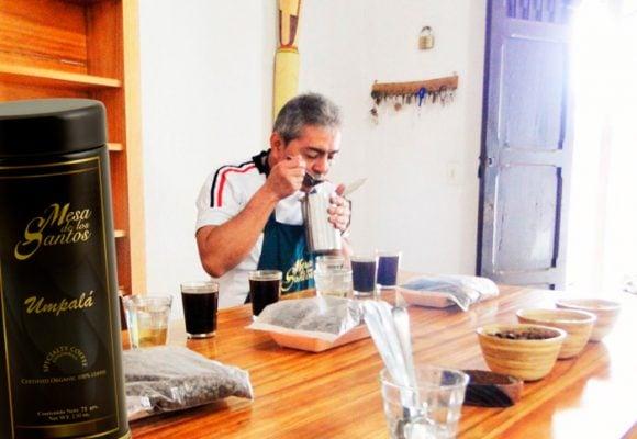 El café más caro de Colombia: Mesa de los Santos