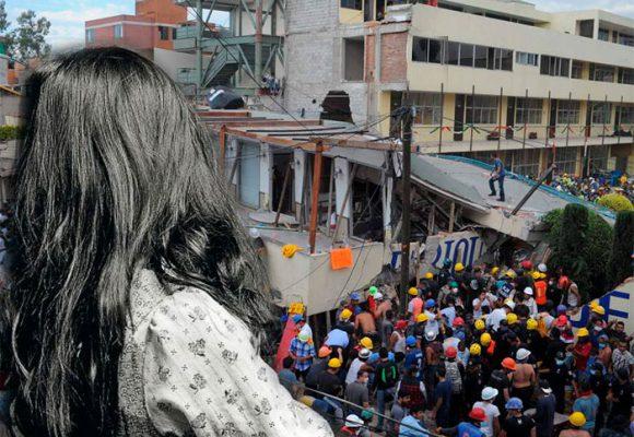 Frida Sofía: la niña sepultada en el terremoto de México que Televisa se inventó