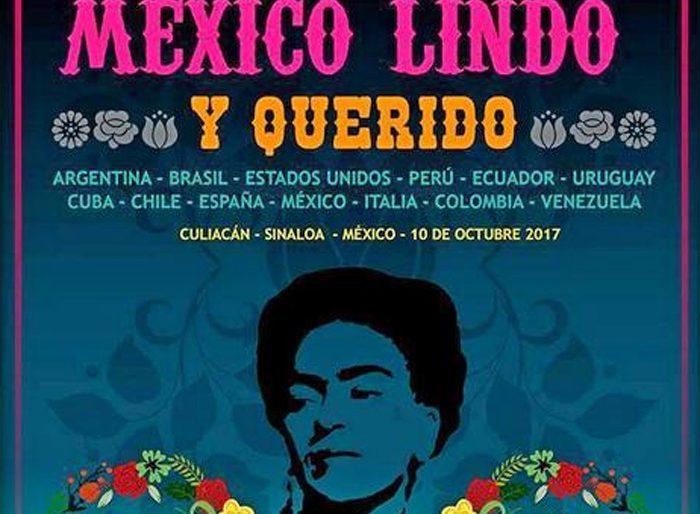 """Colombia rinde homenaje a """"Mexico lindo y querido"""""""