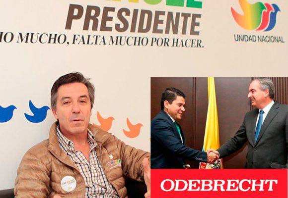 """""""9 mil millones de Odebrecht iban para la campaña de Santos"""", afirma el socio del Ñoño Elias"""