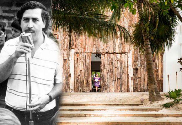 La mansión de Pablo Escobar en México que hoy es un resort de lujo